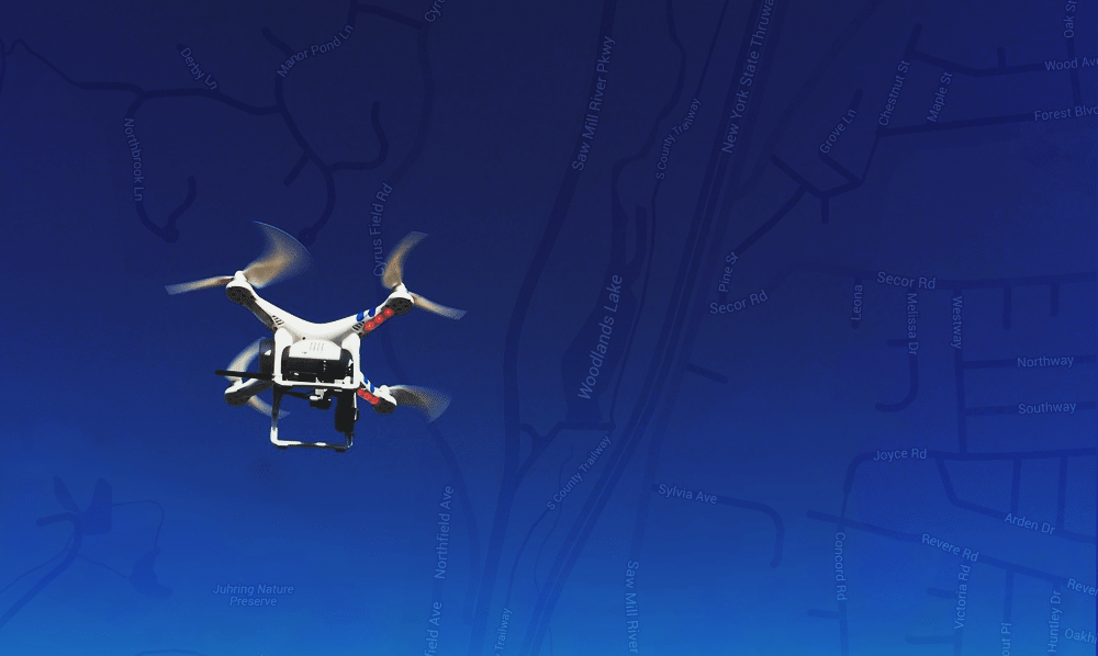 Ecommerce drone delivery