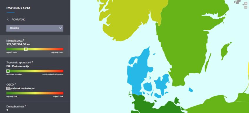 HBOR map